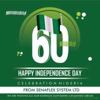 Happy Independence To Anna's Country! Happy Independence To My Mother's Land! Happy Independence To Nigeria! Happy Independence To The Giant Of Africa!