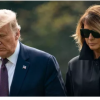 Trump, Melania test positive for COVID-19