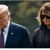 Trump, Melania test positive for COVID-19