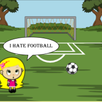 My Opinion On Football: I Hate Football!!